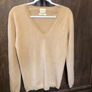 Zara knit 100cashmere